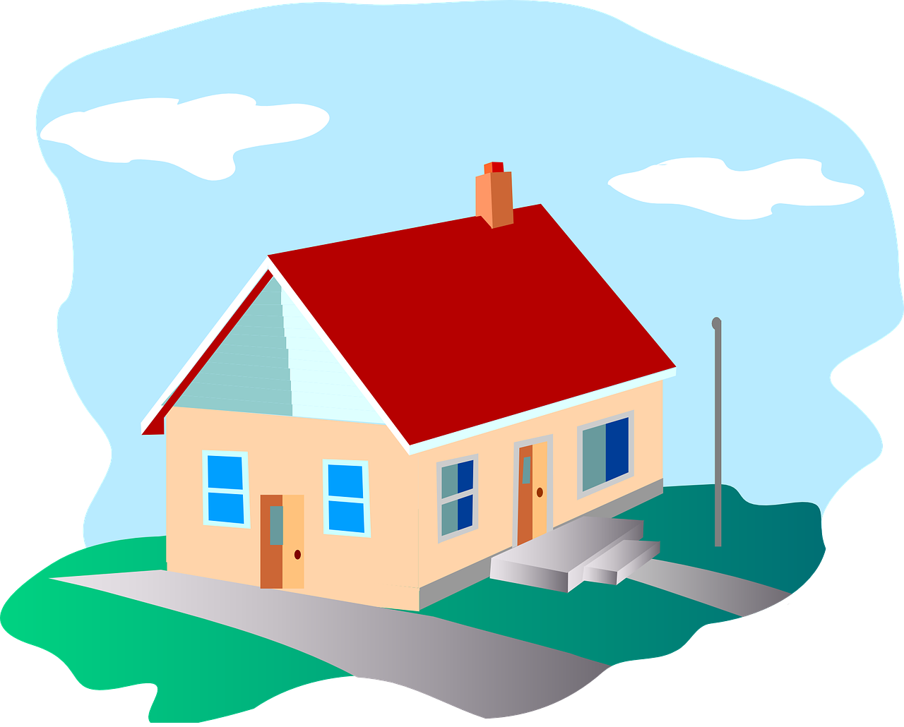 single family homes