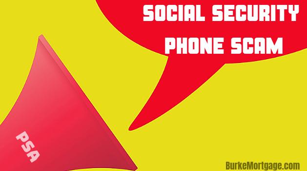 psa ssn phone scam