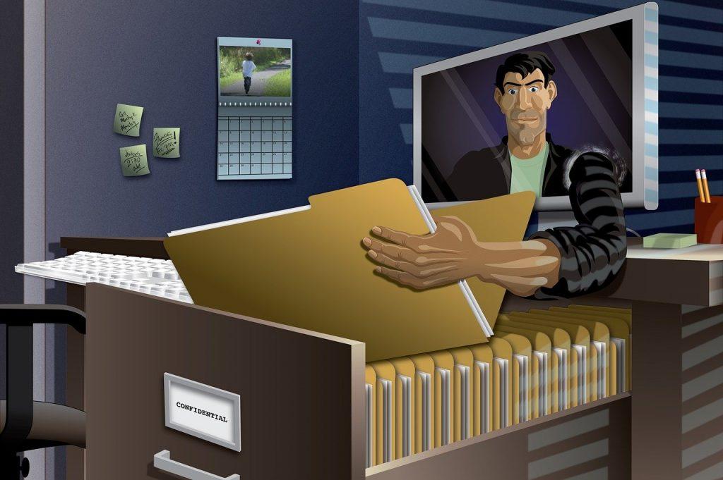 PSA: Identity Theft